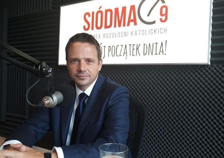 Trzaskowski idzie w zaparte: Nie żałuję wpisu o defiladzie