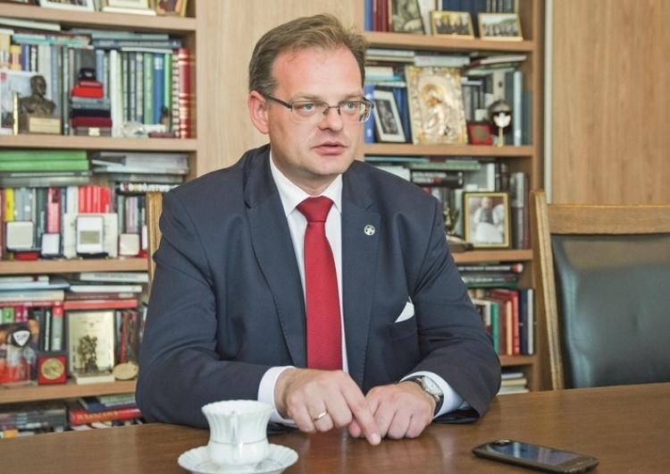 Jan Kasprzyk: Staramy się czerpać z wzorów II RP, gdzie weterani powstania byli traktowani jak skarb
