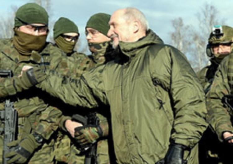 Solidarność Polska jako jedyna w UE nie posiada Obrony Terytorialnej Kraju.