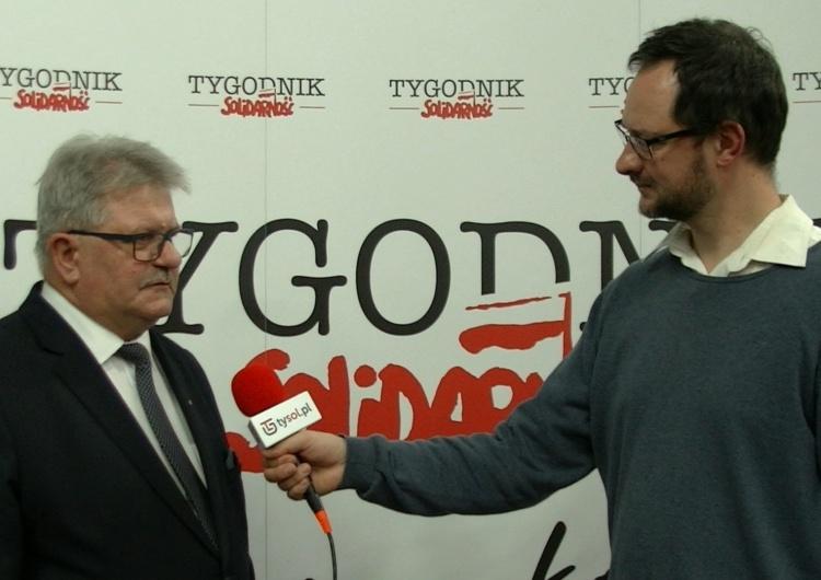 [video] Tadeusz Majchrowicz: Gdybym powiedział, że z Piotrem Dudą jest coś niemożliwe to bym skłamał
