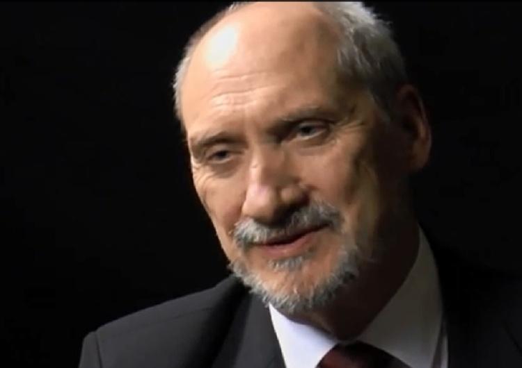 Antoni Macierewicz mocno: Proniemiecki Onet, przeciwny bazom USA, wieszczy katastrofę...