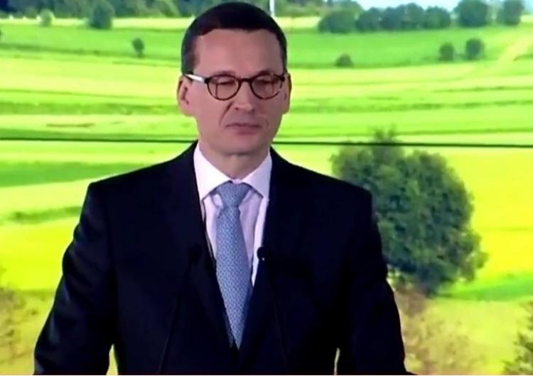 """Premier Morawiecki: """"Każdy akt przemocy domowej musi być traktowany stanowczo i jednoznacznie"""""""