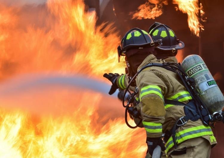 Alarm pożarowy w Kancelarii Prezydenta