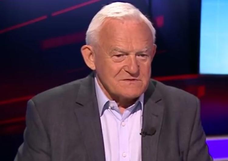 """Miller o partii Biedronia: """"Ja mam wrażenie, że to jest partia niekompletna"""""""