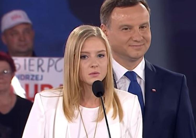 Córka Prezydenta RP wśród najlepszych studentów prawa Uniwersytetu Jagiellońskiego