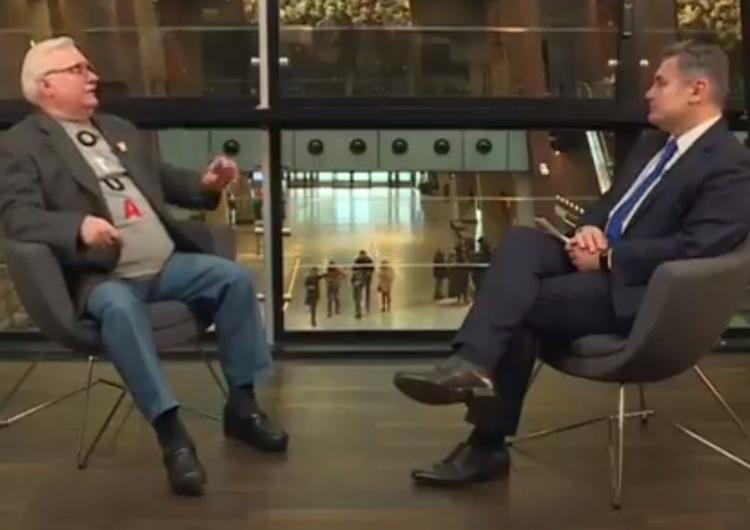 """[video] Co Wałęsa chce zrobić z ludźmi, którzy otwarcie mówią o """"Bolku""""? - """"Strzelać!"""""""