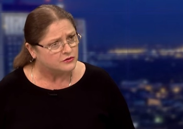 Krystyna Pawłowicz: Teraz prawnicy-naukowcy z UW wypowiedzą się uzurpatorsko w imieniu całego środowiska