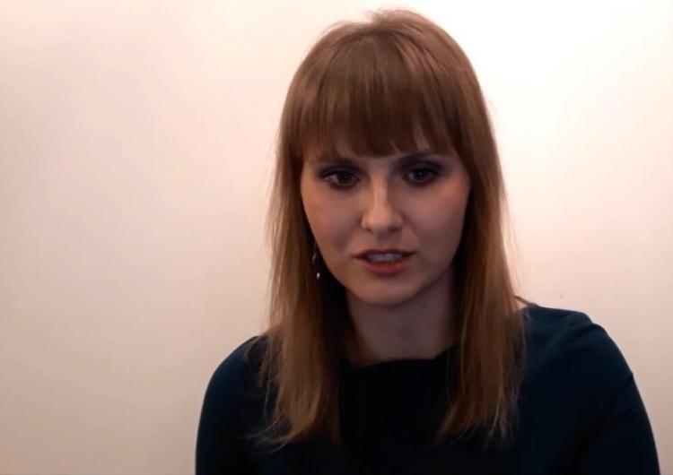 """[video] Korzekwa-Kaliszuk o standardach WHO: """"Istotne jest też to, czego w nich brakuje: nic o miłości"""""""
