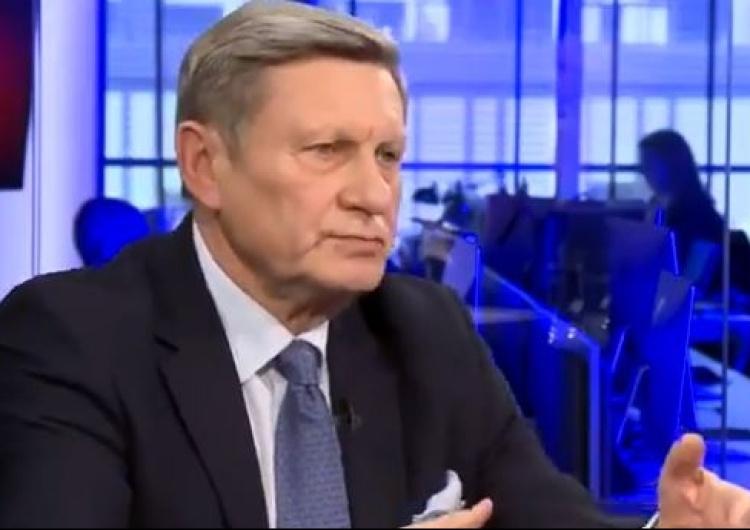 Prokuratura Krajowa domaga się przeprosin od Leszka Balcerowicza