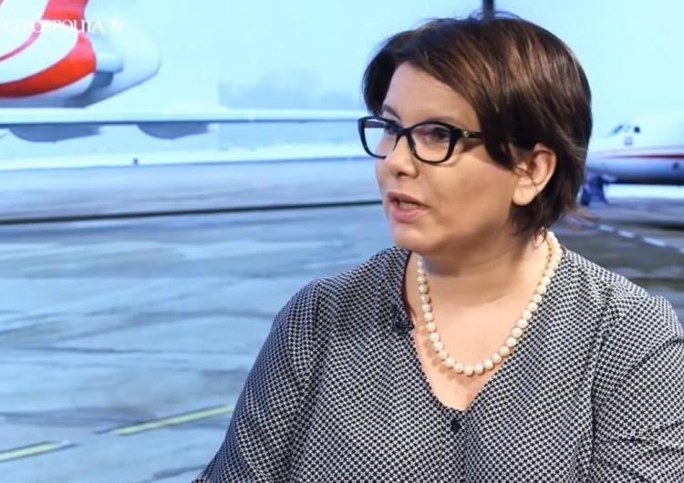 Tłumaczka Tuska o Smoleńsku i zachowaniu byłych prezydentów
