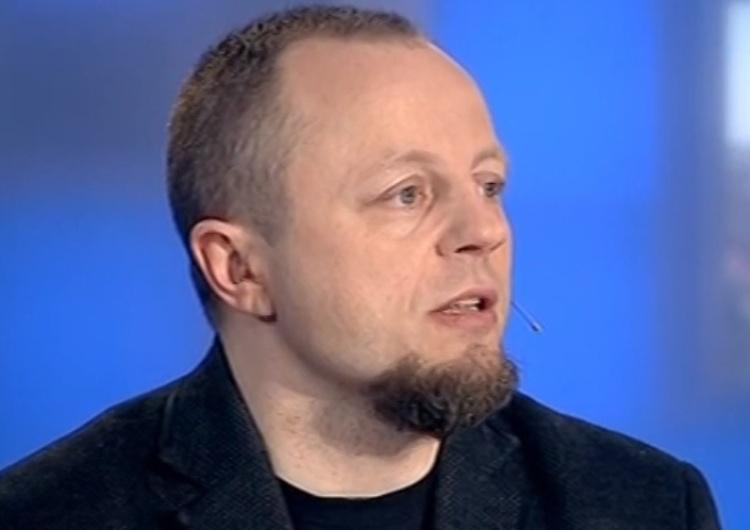 """[video] Cezary Krysztopa w TVP Info: """"Schetyna da nauczycielom 1000 zł? Trzeba być głupim żeby to kupić"""""""