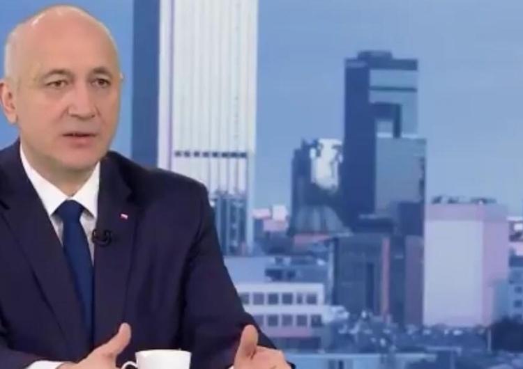 [video] Min. Brudziński ws. ataku na Kudelskiego: Chciałbym zaapelować, aby nie nawoływać do nienawiści