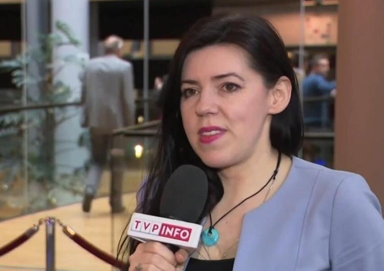Dominika Cosic o przebiegu dzisiejszej unijnej rozprawy przeciw Polsce, Czechom i Węgrom