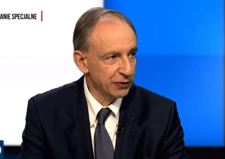 W. T. Bartoszewski: W Unii na dyplomatów izraelskich często zdarzają się ataki, Polska jest wyjątkiem