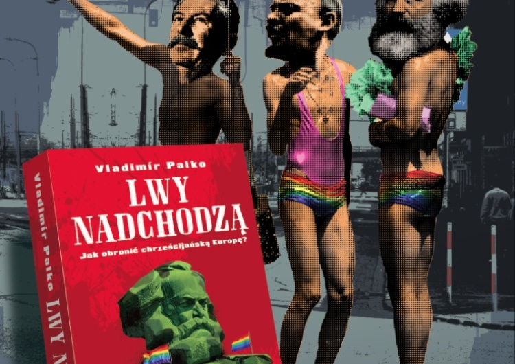 """[Foto] Plakaty Korkucia promujące książkę """"Lwy nadchodzą"""" zniszczone!Gdzie obrońcy wolności artystycznej?"""