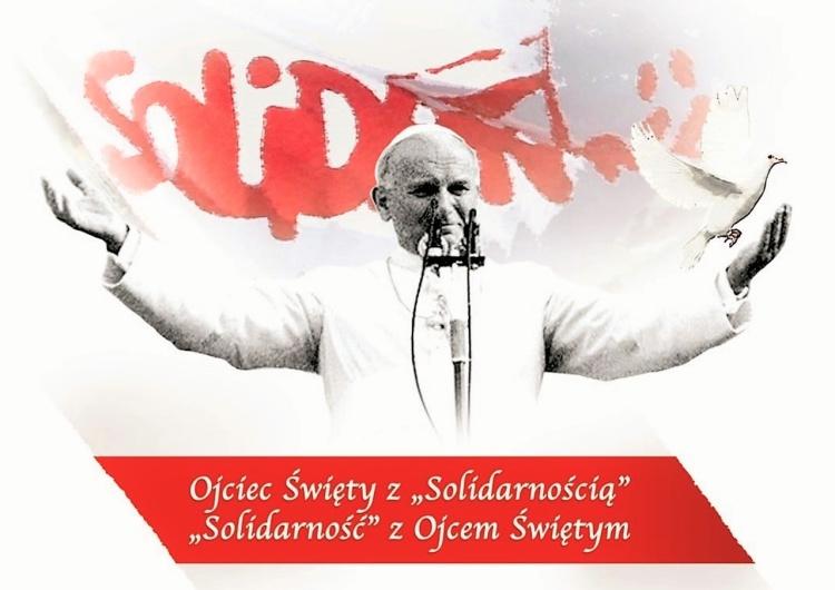 """Obudził w nas """"Solidarność"""" - 40. rocznica pierwszej pielgrzymki Jana Pawła II do Ojczyzny."""
