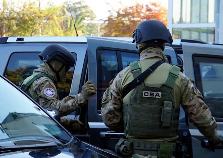 Centralne Biuro Antykorupcyjne Aresztowania CBA we wrocławskim Sądzie Apelacyjnym