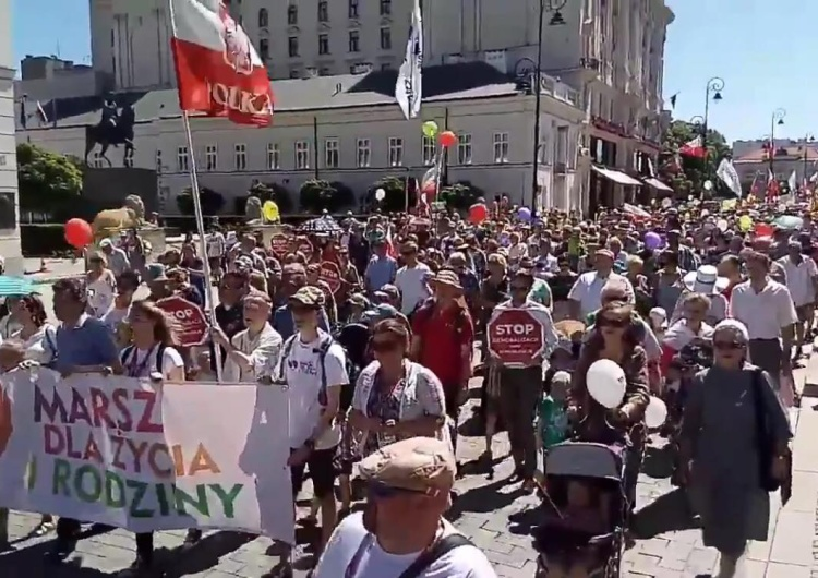 """Stelmasiak: """"Harcerze z Przasnysza nie mogli uczestniczyć w Marszu, bo nie pozwoliło im kierownictwo ZHP"""""""