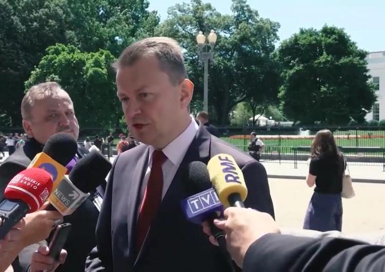 [video] Min. Błaszczak: To wydarzenie o bardzo ważnej randze, kolejne po wejściu Polski do NATO
