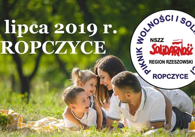 Już w tę sobotę Piknik Wolności i Solidarności w Ropczycach