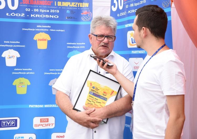T. Majchrowicz: Solidarność to nie tylko walka o prawa pracownicze ale i kultywowanie tradycji sportowych