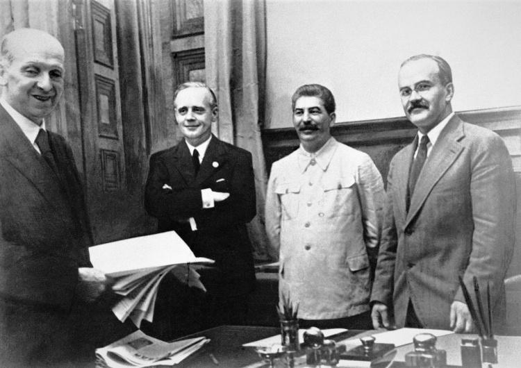 [Tylko u nas] Tadeusz Płużański: 23 sierpnia 1939 r. Początek Holocaustu Polaków