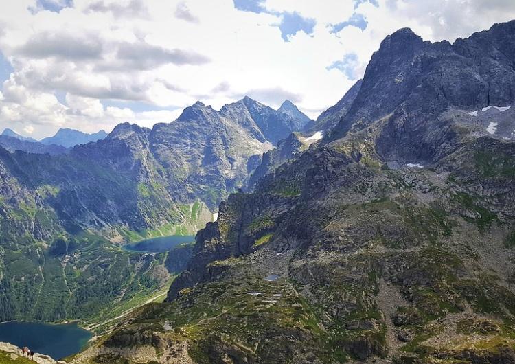 Kolejna burza nad Tatrami. Trzy osoby ranione piorunem