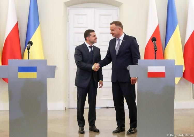 [Tylko u nas] Budzisz: Zełenski w Warszawie. Przełom. Nadzieje Ukrainy. Reeksport amerykańskiego gazu