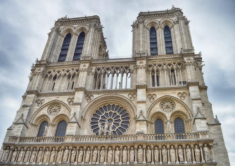 Katedrze Notre-Dam grozi zawalenie? Naczelny architekt ostrzega