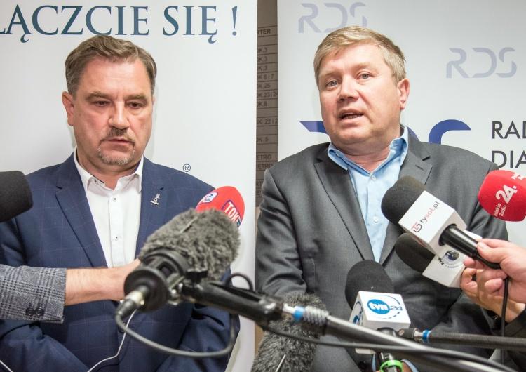 """Wspólny komunikat NSZZ """"Solidarność"""" i ZPP o lustracji w Radzie Dialogu Społecznetgo"""