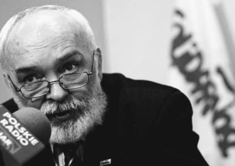 Zmarł Stefan Kubowicz. Wieloletni skarbnik i członek Prezydium Komisji Krajowej