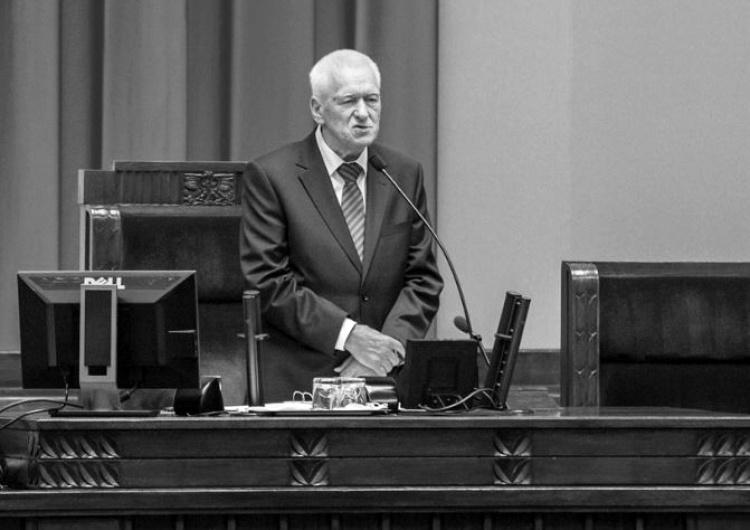 """""""Solidarność"""" będzie obecna na pogrzebie Kornela Morawieckiego"""