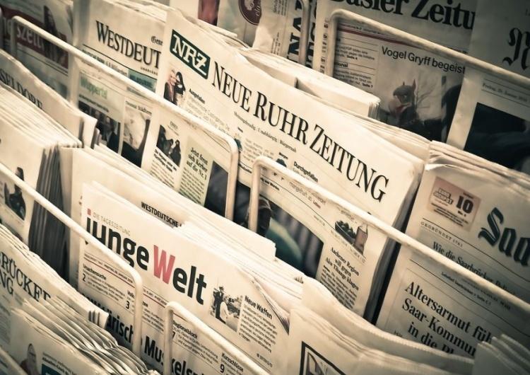 """Die Welt o Noblu dla Tokarczuk: """"Wyróżnienie jest silnym sygnałem solidarności z 'Polską otwartą'"""""""