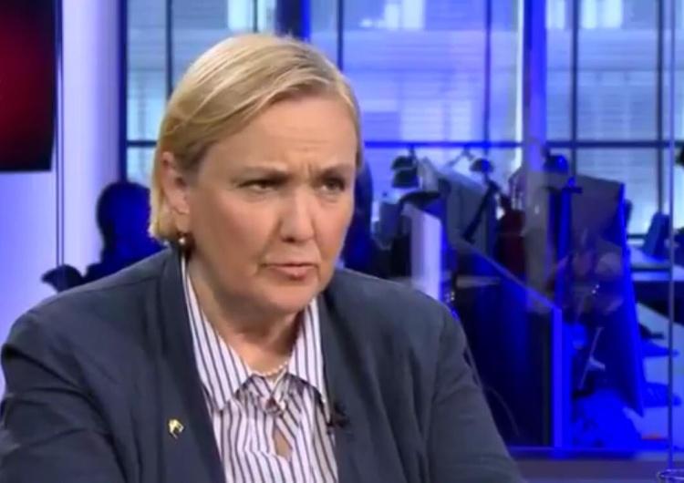 Róża Thun twierdzi, że jest ciotką... Jarosława Kaczyńskiego
