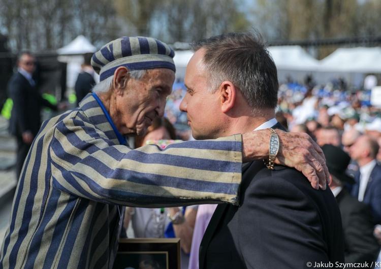 """""""Nie wrócę do Izraela, póki Katz nie przeprosi Polaków"""". Mocne słowa Żyda ocalonego z Holokaustu"""