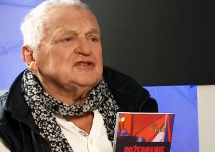 Reżyser Jerzy Gruza uległ poważnemu wypadkowi. Jest na intensywnej terapii