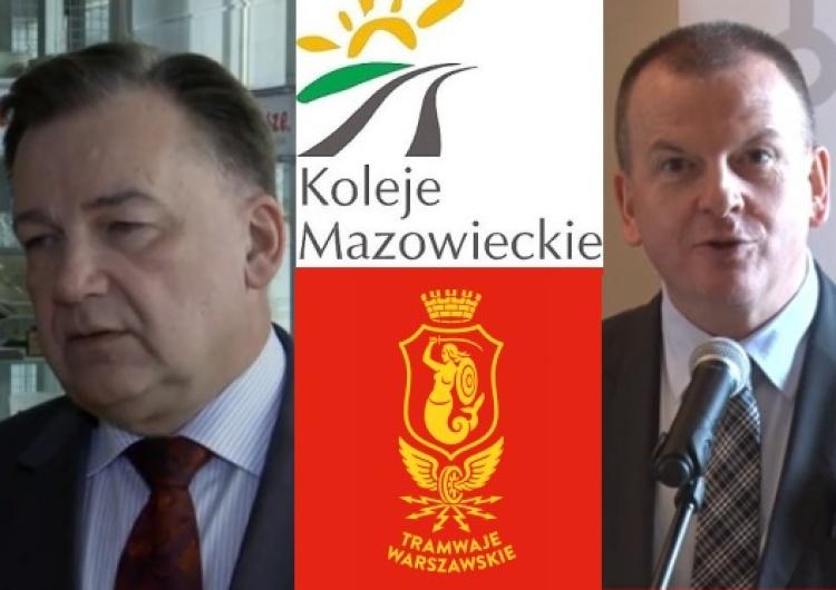"""""""Struzikowi podlegają KM, ale nadzoruje TW"""", a Soszyński odwrotnie. """"Takie numery tylko w Warszawie"""""""