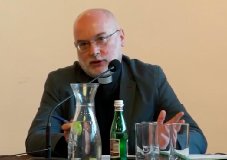 Ks. prof. Dariusz Kowalczyk: Droga synodalna [Kościoła] w Niemczech ma posłużyć ekspansji herezji LGBT