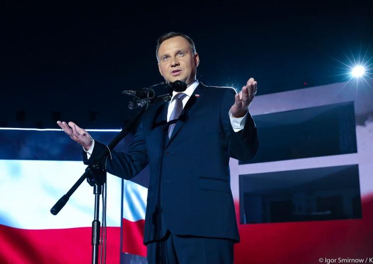 [SONDAŻ] Andrzej Duda nie daje szans rywalom. Ogromna przewaga nad pozostałymi kandydatami
