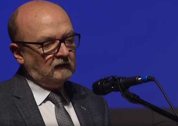 Prof. Ryszard Legutko: Europejska Partia Ludowa stała się zakładnikiem lewicowejnarracji