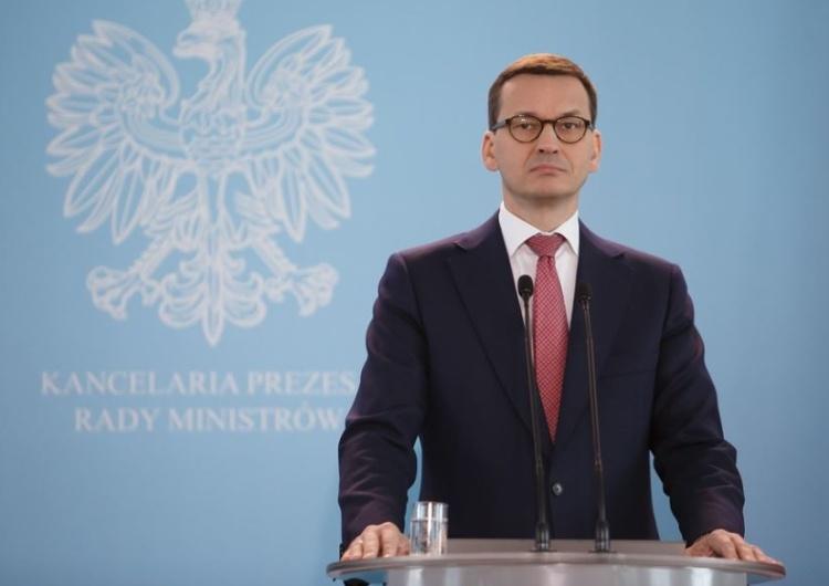 [PILNE] Premier Mateusz Morawiecki odpowie na słowa Władimira Putina. Wygłosi specjalne oświadczenie