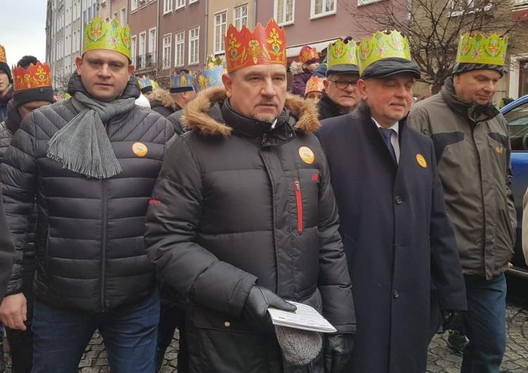 """Piotr Duda na Orszaku Trzech Króli: """"Musimy wiedzieć o tym, że to świętowanie zawdzięczamy Solidarności"""""""