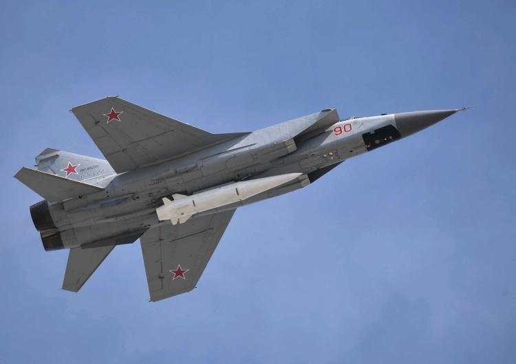 kremlin.ru Rosja testuje pocisk rakietowy obok Krymu. Putin obserwuje manewry z krążownika