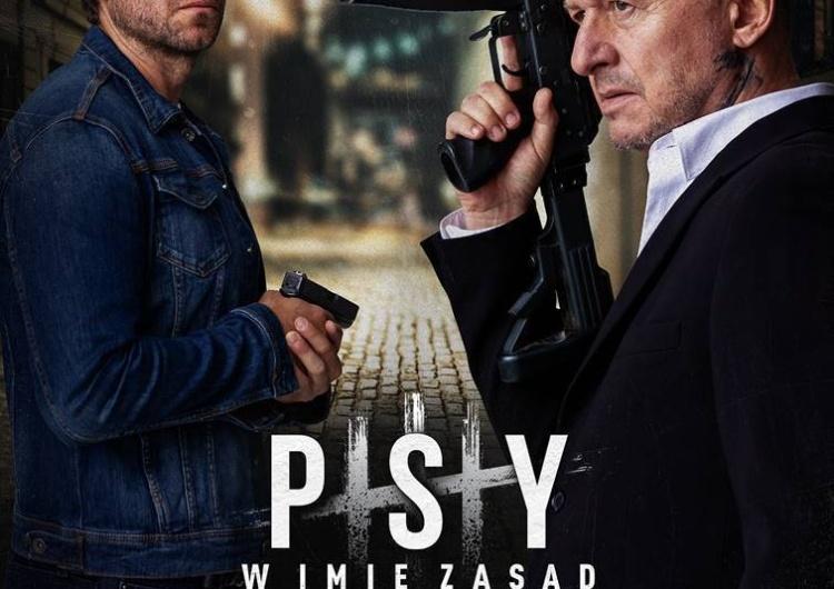 """[video] Michał Lorenc kompozytorem muzyki do filmu """"Psy 3. W Imię Zasad"""" (17 stycznia w kinach)"""