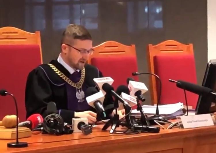 Sędzia Juszczyszyn ukarał szefową Kancelarii Sejmu. Otrzymała dwie grzywny po 3 tys. zł