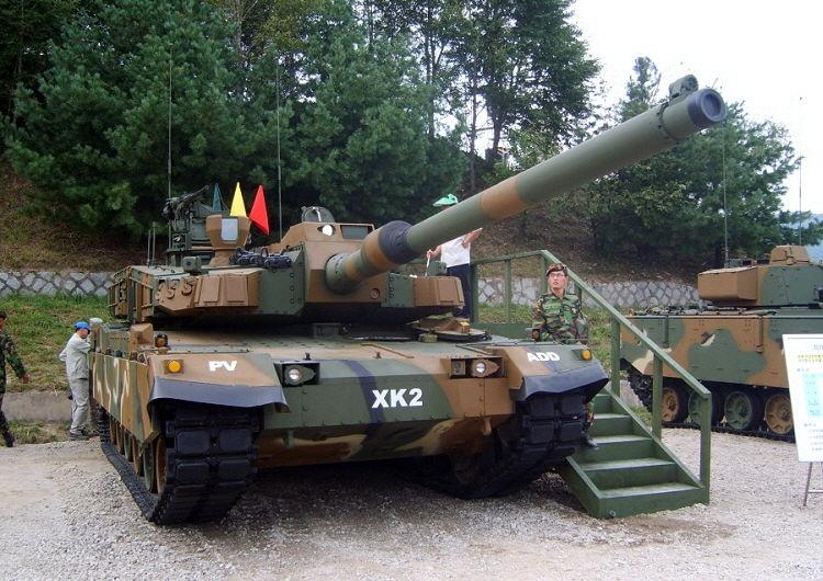 By 권순삼, 국방시민연대 (Defense Citizen Network) Hyundai Rotem oferuje Polsce umowę na czołgi wartości 9 mld USD