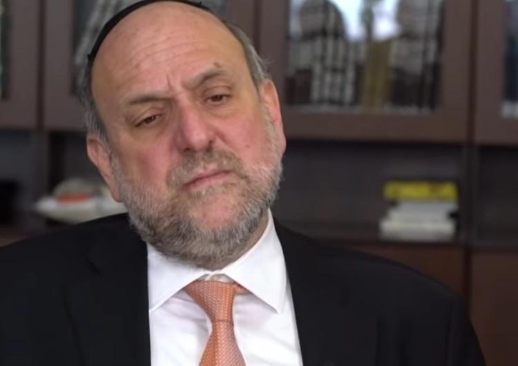 W Polsce Żydzi bezpieczniejsi niż w Niemczech i Francji? M. Schudrich w Die Welt: Liczby mówią za siebie