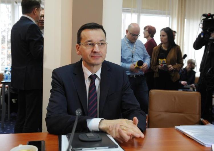 Marcin Żegliński Wicepremier Morawiecki: Nie podniesiemy podatków