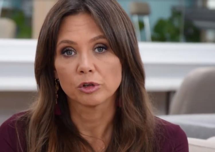 """""""Rosyjska prezenterka telewizyjna"""". Internet wyśmiewa """"murzyńskość"""" Kingi Rusin"""