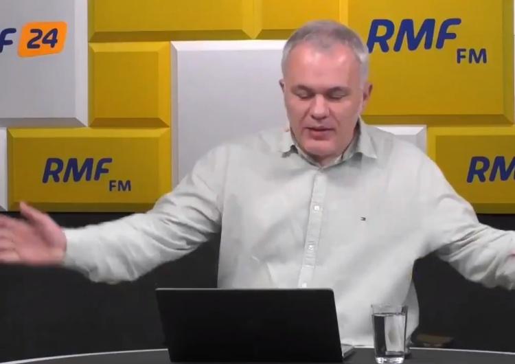 """[video] """"PSL nie ma lepszego kandydata niż agent SB. Nie wstyd panu?"""". Spięcie Kosiniaka i red. Mazurka"""